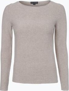 Szary sweter franco callegari