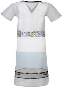 Sukienka Kozacki Mops z krótkim rękawem