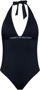 Granatowy strój kąpielowy Tommy Hilfiger