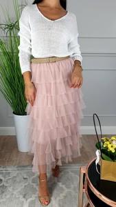 52700975 spódnica tiulowa xxl - stylowo i modnie z Allani