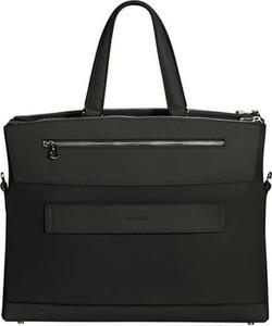 Czarna torebka Samsonite na ramię