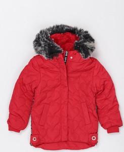 Czerwona kurtka dziecięca Multu