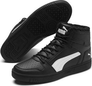Buty Rebound Layup SL Fur Puma (black/white)