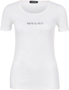 T-shirt Max & Co. w stylu glamour