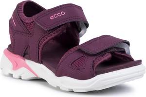 Buty dziecięce letnie Ecco na rzepy