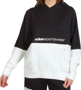 Bluza Nike krótka z bawełny