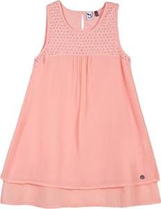 Różowa sukienka dziewczęca 3 Pommes