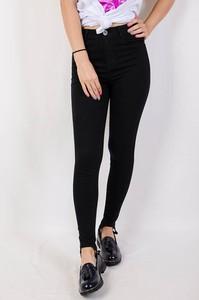 Czarne jeansy Olika
