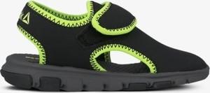 Buty dziecięce letnie Reebok na rzepy