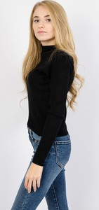 Czarny sweter Olika