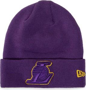 Fioletowa czapka New Era