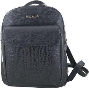 Czarny plecak Barberini`s