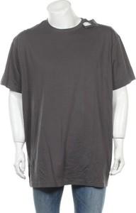 T-shirt Dressmann w stylu casual z krótkim rękawem