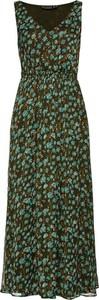 Sukienka bonprix z szyfonu