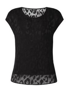 Bluzka Tigha z krótkim rękawem w stylu casual