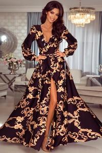 Sukienka Ivet.pl kopertowa maxi