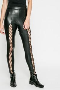 Czarne legginsy Missguided
