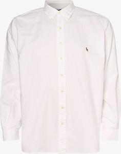 Koszula POLO RALPH LAUREN z tkaniny z długim rękawem z kołnierzykiem button down