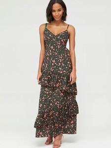 Sukienka V by Very maxi na ramiączkach