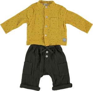 Odzież niemowlęca Cotton Fish dla chłopców