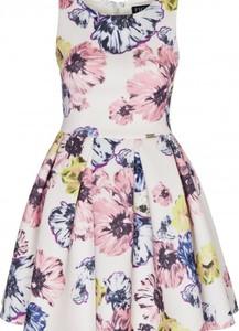 Sukienka Figl mini bez rękawów