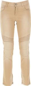 Spodnie Twin Set By Simona Barberi z bawełny