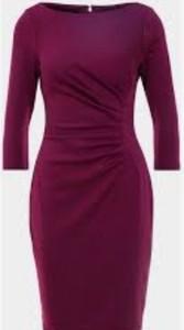 Sukienka DKNY z dżerseju mini