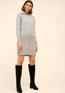 Sukienka ORSAY mini z długim rękawem z golfem