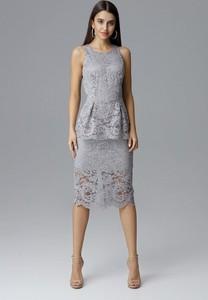Sukienka Figl z okrągłym dekoltem bez rękawów