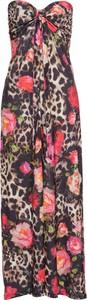 Sukienka bonprix BODYFLIRT boutique maxi w stylu boho