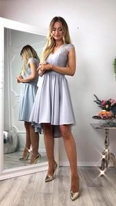 Sukienka S.moriss w stylu casual asymetryczna midi