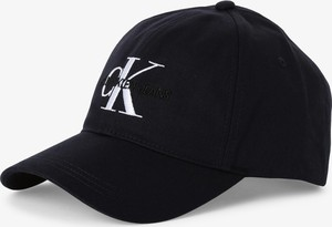 Granatowa czapka Calvin Klein