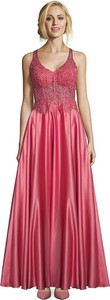 Czerwona sukienka Vera Mont