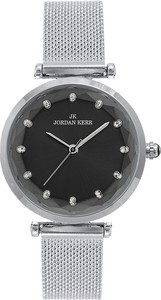 Zegarek Jordan Kerr LENA Srebrny ct