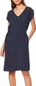 Sukienka amazon.de mini prosta z dekoltem w kształcie litery v