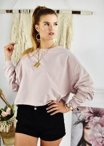 Bluza Fason w stylu casual z bawełny