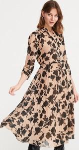 Sukienka Reserved koszulowa