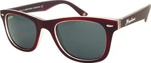 Brązowe okulary damskie Montana