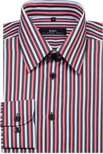 Koszule męskie w paski Giacomo Conti, kolekcja jesień 2019  UZzop