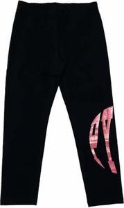 Czarne spodnie dziecięce Pyrex