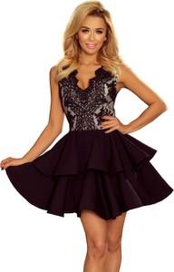 Sukienka NUMOCO z tkaniny