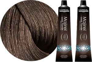 L'Oreal Paris Loreal Majirel Cool Cover | Zestaw: trwała farba do włosów o chłodnych odcieniach - kolor 6 ciemny blond 2x50ml - Wysyłka w 24H!