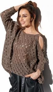 Brązowy sweter Lemoniade