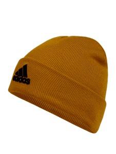Żółta czapka Adidas Performance