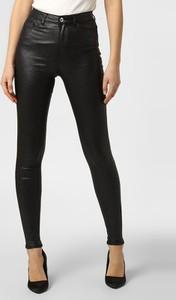 Czarne spodnie Noisy May w rockowym stylu