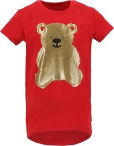 Czerwona bluzka dziecięca Tup Tup dla dziewczynek