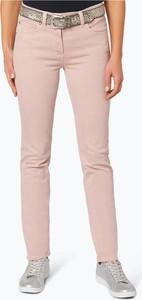 Różowe jeansy anna montana