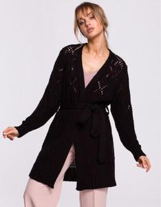 Czarny sweter MOE