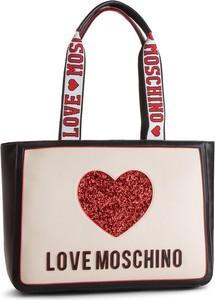 Torebka Love Moschino w stylu casual