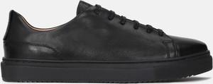 Czarne buty sportowe Kazar